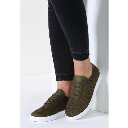 Brązowe buty sportowe penumbra marki Balada