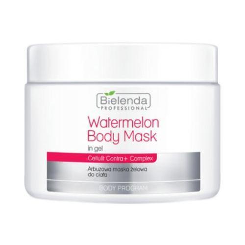 watermelon gel body mask arbuzowa maska żelowa do ciała marki Bielenda professional