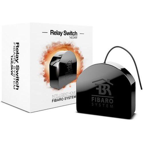 Włącznik przekaźnikowy Fibaro Relay Switch 1x2,5kW (5902020528272)