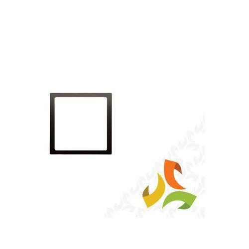 Simon kontakt Pierścień dekoracyjny, brąz mat dprz/46 simon 54 premium