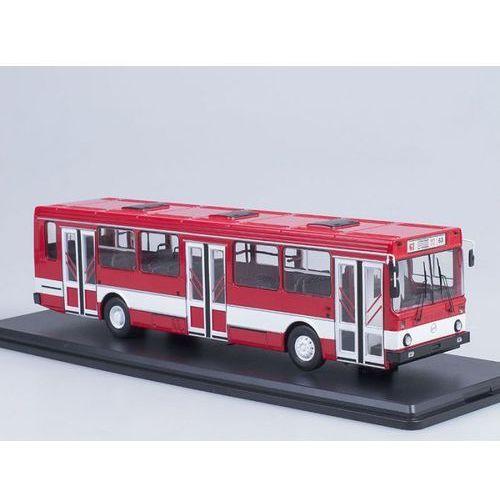 Ssm Liaz-5256 city bus (red/white) - darmowa dostawa!!!