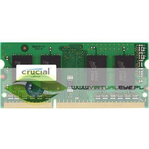 Crucial SODIMM DDR3L 2G B/1600 CL11 204pin, 484334