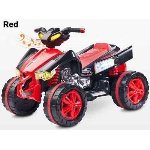 Toyz Pojazd na akumulator quad raptor red