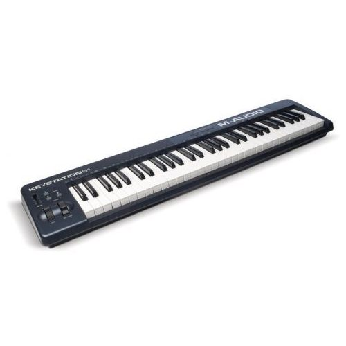 keystation 61 ii klawiatura sterująca marki M-audio