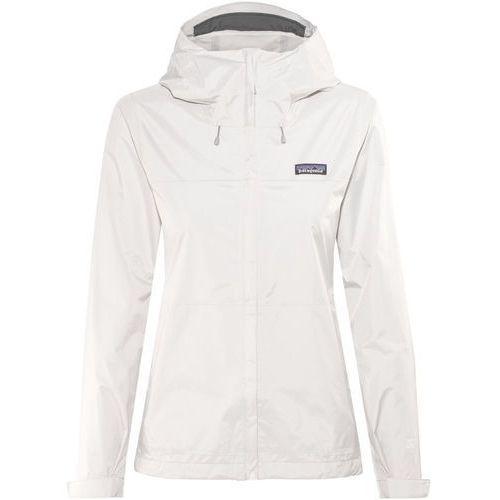 torrentshell kurtka kobiety biały 34-36 2018 kurtki przeciwdeszczowe, Patagonia, 34-36