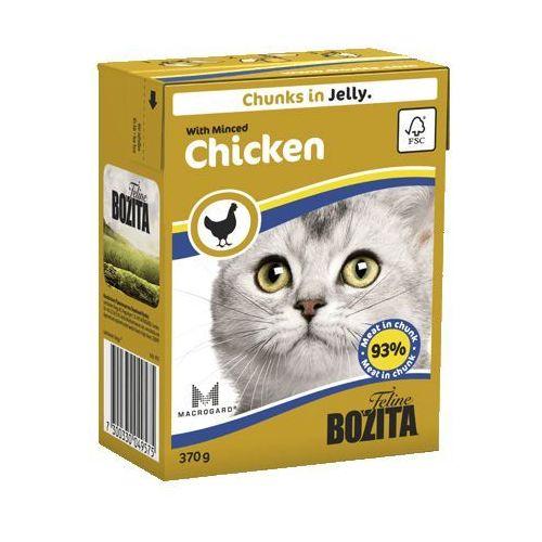 Bozita kurczak w galaretce dla kota (huhn) 370g, 5887