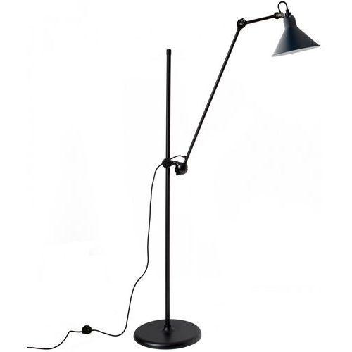 Lampe gras n°215 - lampa podłogowa - czarny/niebieski