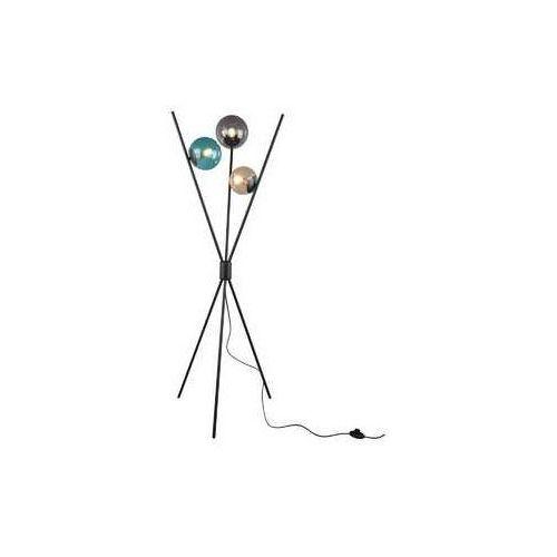 Lampa Stojąca Trio Leuchten LANCE Czarny, 3-punktowe - Nowoczesny - Obszar wewnętrzny - LANCE - Czas dostawy: od 3-6 dni roboczych, 403400317