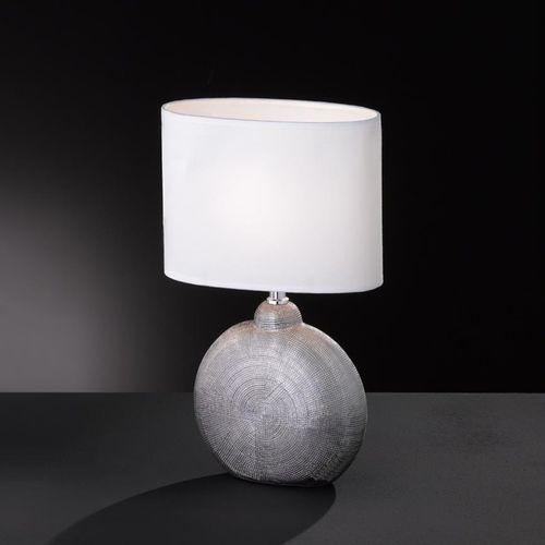 Honsel Foro lampa stołowa Chrom, 1-punktowy - Nowoczesny/Design - Obszar wewnętrzny - Foro - Czas dostawy: od 2-4 dni roboczych