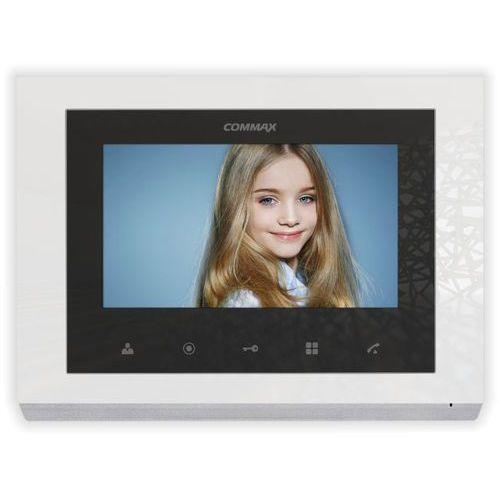 """Monitor 7"""" głośnomówiący systemu analogowego i Gate View + Commax CMV-70S"""