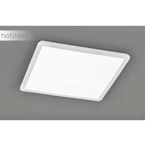 Natynkowa LAMPA sufitowa CAMILLUS R62933001 Trio kwadratowa OPRAWA łazienkowa LED 30W plafon IP44 biały