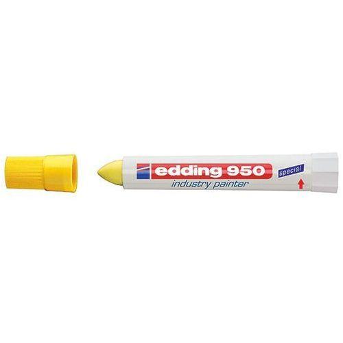 Marker przemysłowy 950, żółty - rabaty - porady - hurt - negocjacja cen - autoryzowana dystrybucja - szybka dostawa marki Edding