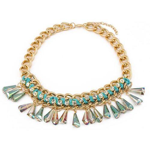 Naszyjnik łańcuch opal - opal marki By milla