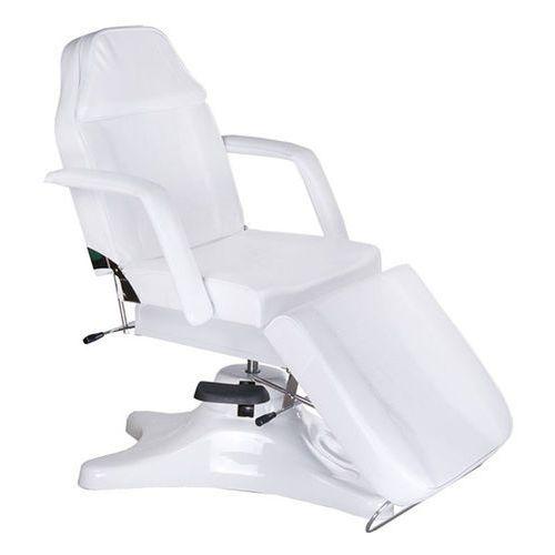 Beauty system Fotel kosmetyczny hydrauliczny bd-8222 biały