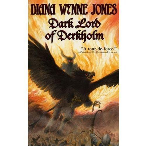Dark Lord of Derkholm. Einmal zaubern, Touristenklasse, englische Ausgabe