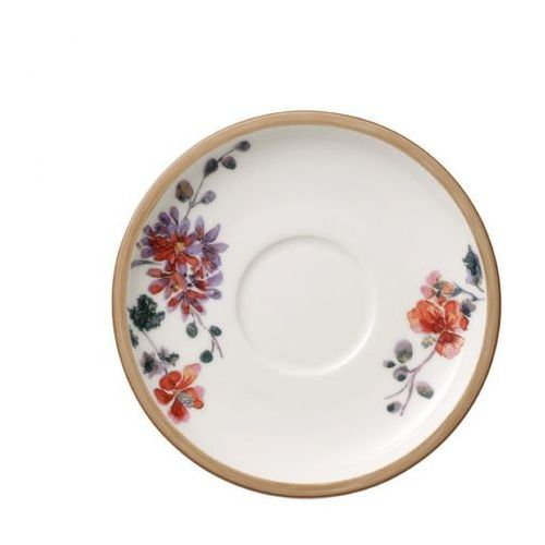 - artesano provencal verdure spodek do filiżanki do kawy lub herbaty marki Villeroy & boch