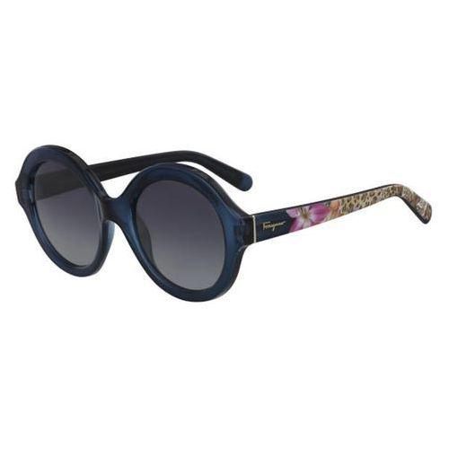 Okulary Słoneczne Salvatore Ferragamo SF 857S 321