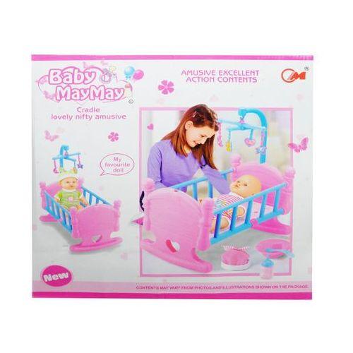 Swede Zabawka łóżeczko dla lalki