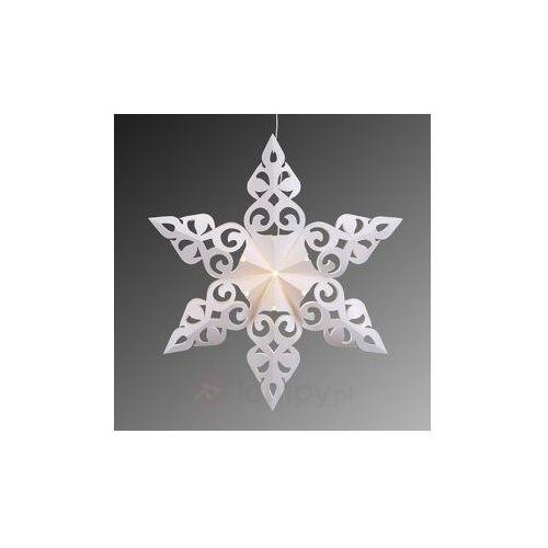 6-ramienna gwiazda - lampa dekoracyjna Sonja 70 cm (7330024535800)