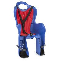 Fotelik rowerowy na bagażnik elibas 014bl niebieski marki Kross