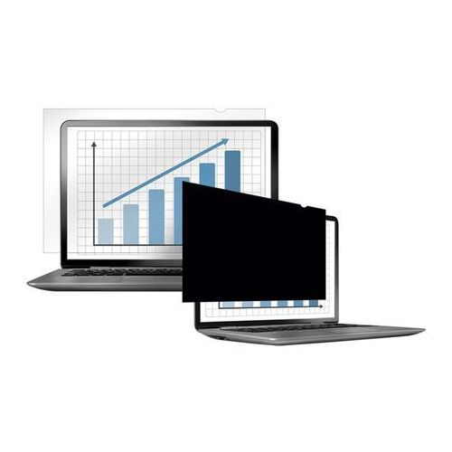 Filtr prywatyzujący macbook pro 13 rodo czarny marki Fellowes