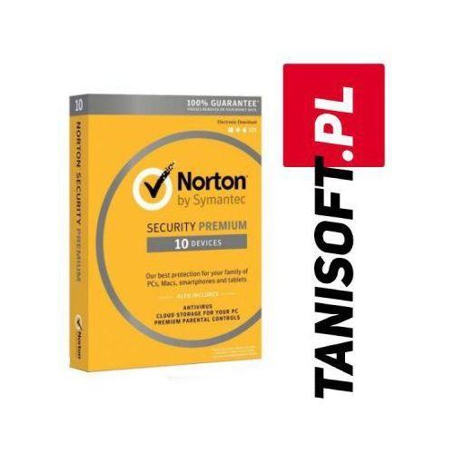 Norton Security 2018 10 urządzenia / 1 rok Polska wersja językowa!