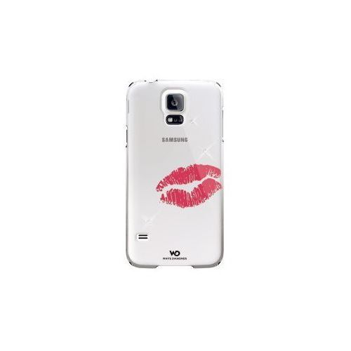 Etui hama do galaxy s5  lipstick różowy marki White diamonds