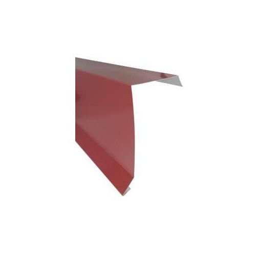 Wiatrownica na blachodachówkę blachę trapezową - 0046 stal powlekana, opierzenie_0046