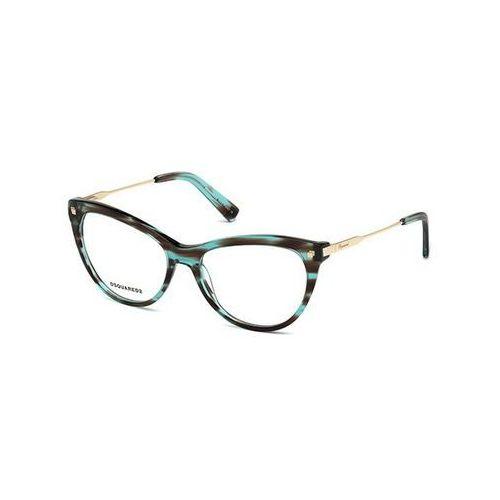 Dsquared2 Okulary korekcyjne  dq5195 047