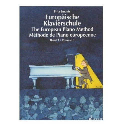 European Piano Method - Volume 3