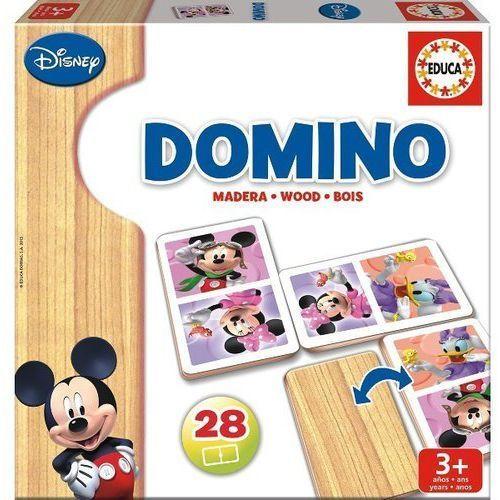 Domino Drewniane, Mickey i Minnie