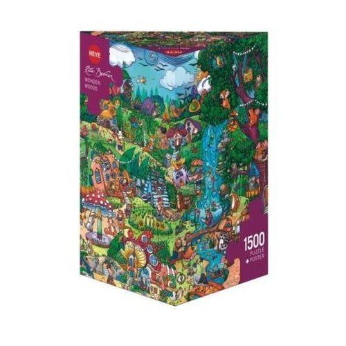 OKAZJA - Heye 1500 elementów wspaniały las