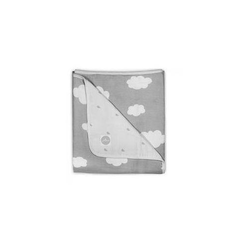 Koc mu�linowy 75x100 Jollein (szare niebo), 521-511-65057