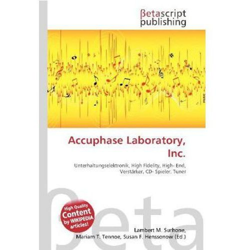 Accuphase Laboratory, Inc.