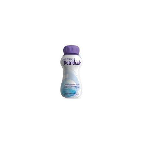 Nutridrink smak neutralny 200ml marki Nutricia polska