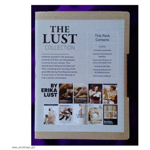 Erika Lust - Lust Collection (9 x DVD) (5500550006644)