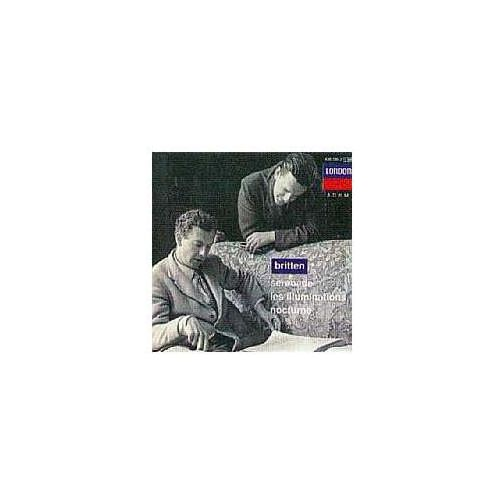Serenade for tenor,horn and strings / les illuminations / nocturne marki Decca