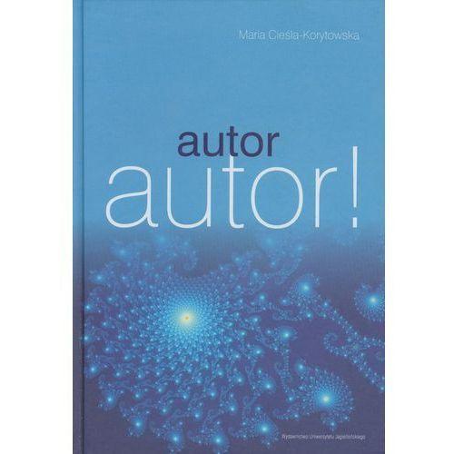 Autor, autor, oprawa twarda
