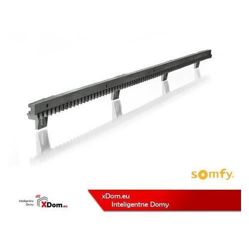 Somfy 9011069 zębatka stalowa 1 m mocowanie dolne do elixo