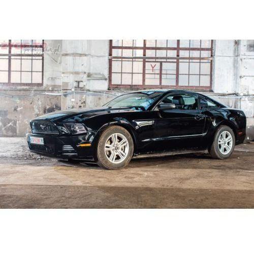 Jazda Ford Mustang (15') - Wiele lokalizacji - Jastrząb k. Kielc \ 3 okrążenia