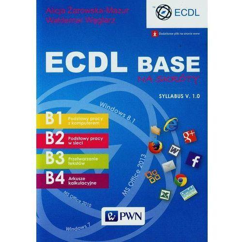 ECDL Base na skróty (ISBN 9788301178147)