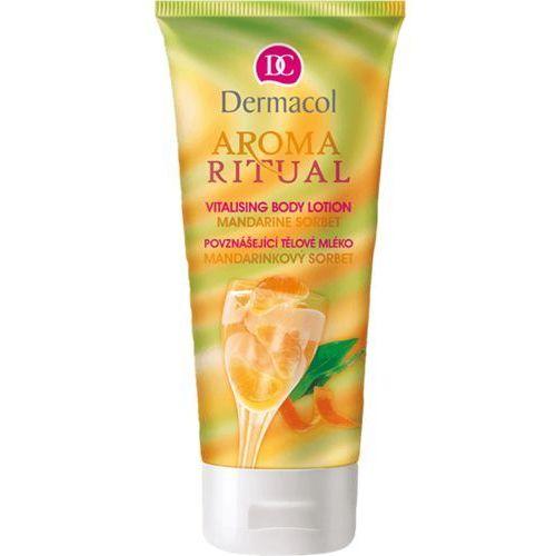 Dermacol  aroma ritual mandarin sorbet mleczko do ciała 200 ml dla kobiet (8590031098203)