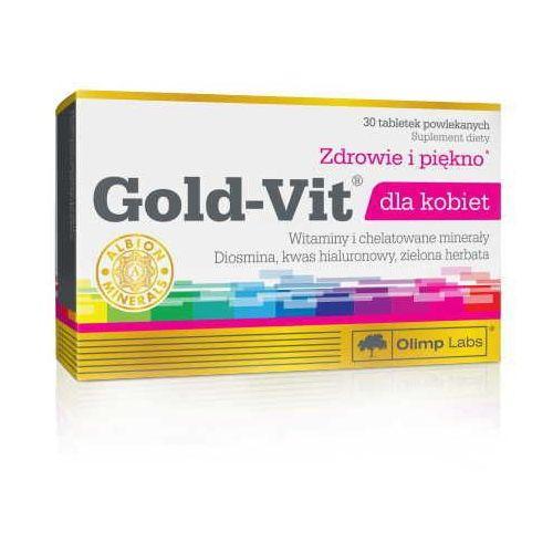 Tabletki OLIMP Gold-Vit dla kobiet x 30 tabletek