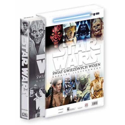 Świat Gwiezdnych wojen. Kronika ilustrowana (9788323751694)