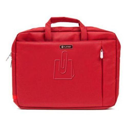 Torba york collection 15.6 cali czerwony marki Platinet