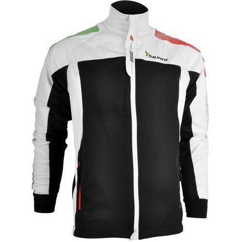 Silvini kurtka softshell Montagno MJ415 Black-White S (8596016001589)