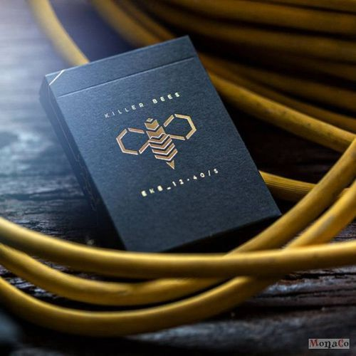 Uspcc - u.s. playing card compa Karty killer bees - uspc - ellusionist karty killer bees - uspc - ellusionist