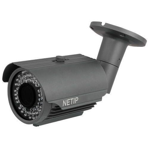 Kamera IP NETIP T38m 2.0 Szara PoE