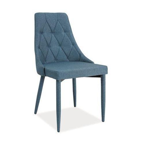 Signal Komfortowe krzesło do jadalni trix