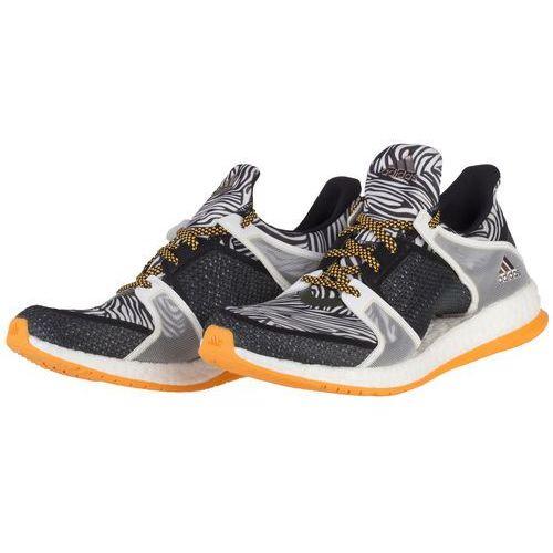 Adidas Pure Boost X Tr W AQ5332 - Biały ||Pomarańczowy ||Czarny